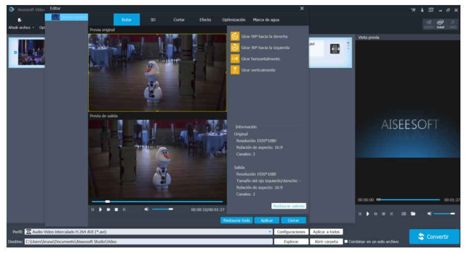 Cómo editar videos GoPro