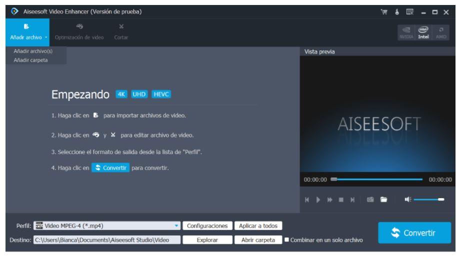 Estabilizar video de GoPro
