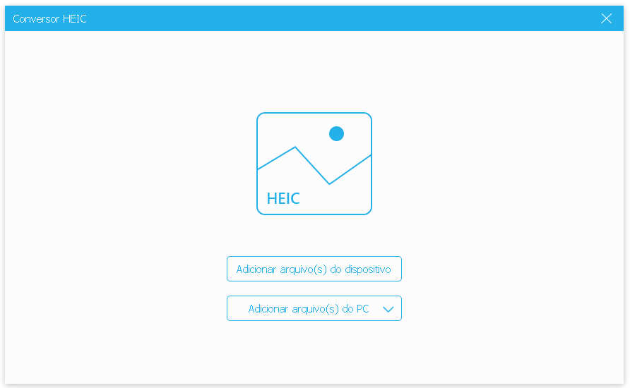 Converter fotos HEIC