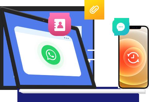 Faça backup e restaure o WhatsApp sem esforço